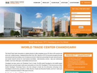 WTC Chandigarh, World Trade Center Chandigarh
