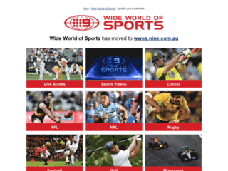Latest Sports Headlines - Live Scores and Sports Results - Wide World of Sports
