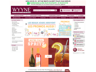 vins et champagne cacher