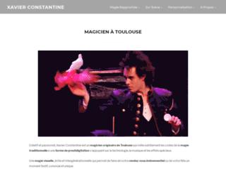 Détails : Magicien sur Toulouse