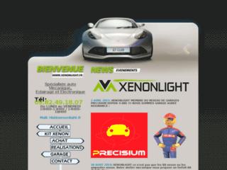 Kit Xenon : découvrez le kit Xenon de XENONLIGHT, spécialiste du phare
