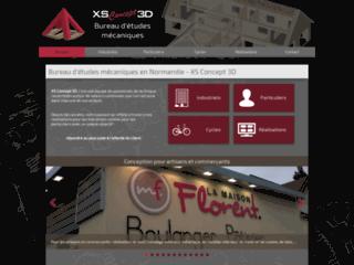 Détails : XS3D - conception en ingénierie mécanique à Caen