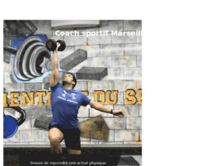 Coach sportif Yoan coaching Marseille