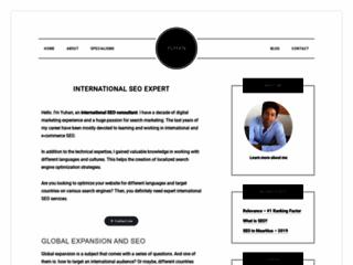 Consultant SEO international - Yuhan