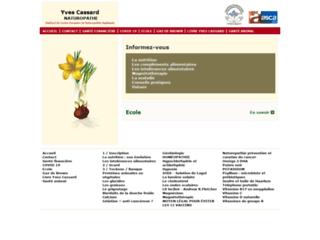 http://www.yvescassard.com