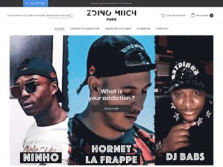 Zdino Miich – Vêtements et Accessoires de marque et de luxe Paris
