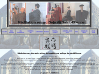 Dojo zen de saint-etienne