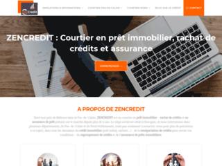Zen Credit, courtier en immobilier