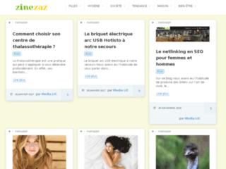 Détails : Zinezaz blog style de vivre
