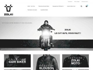 Zolki Moto Cuir Femme Homme Veste Blouson Motard Et rra5wq6
