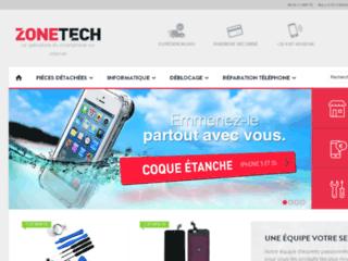 Détails : ZoneTech : Le spécialiste du smartphone sur internet