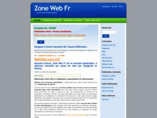 Détails : zwebfr annuaire généraliste gratuit