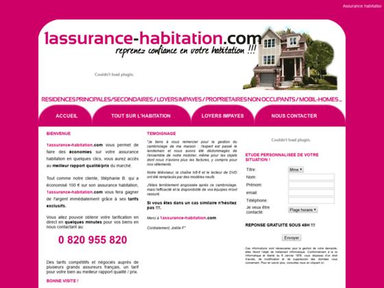 Détails :  Assurance habitation