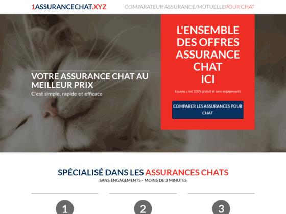 Détails : Comparateur d'assurance et mutuelle pour chats