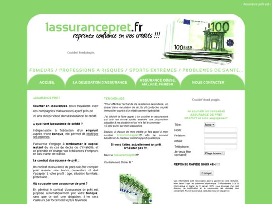 Détails : Assurance Crédit