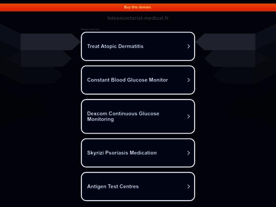 Détails : Secrétariat téléphonique