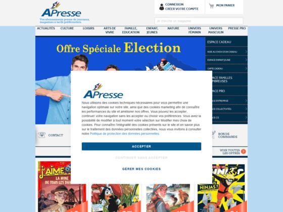 Détails : Agence Française A2Presse