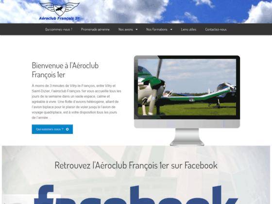 Photo image Aéroclub François 1er - Accueil