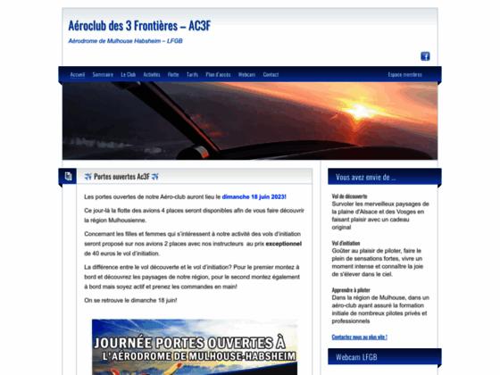 Photo image Aeroclub des 3 frontieres