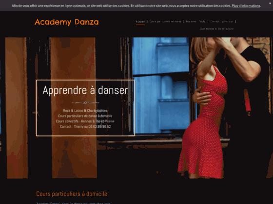 Détails : Apprenez à danser à Rennes avec Academy Danza