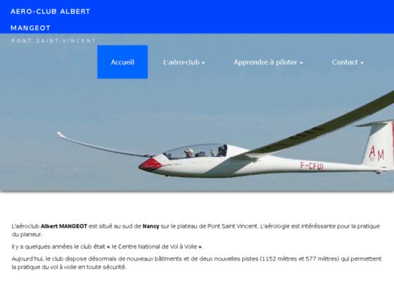 Photo image Aéro Club Albert Mangeot
