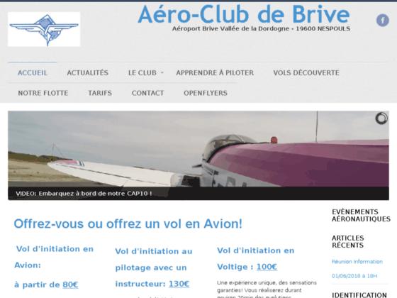 Photo image Aéroclub de Brive - Accueil