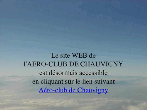 Photo image Aero-Club de  Chauvigny