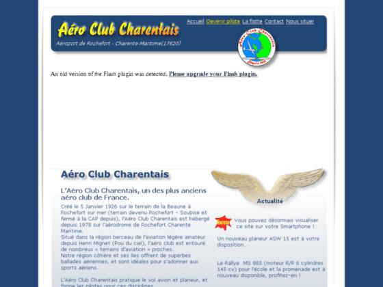 Photo image Aéro-Club Charentais - 17300 ROCHEFORT