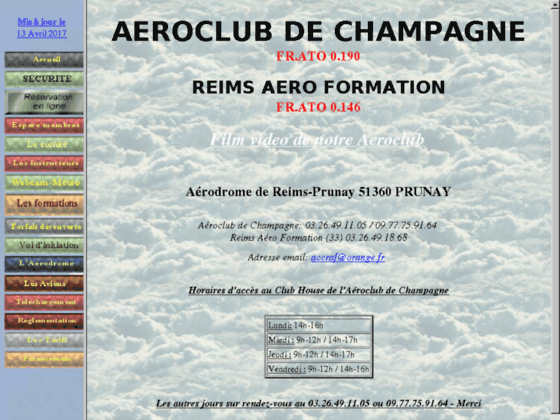 Photo image Aéro-club de Champagne