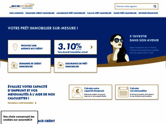 image du site http://www.acecredit.fr