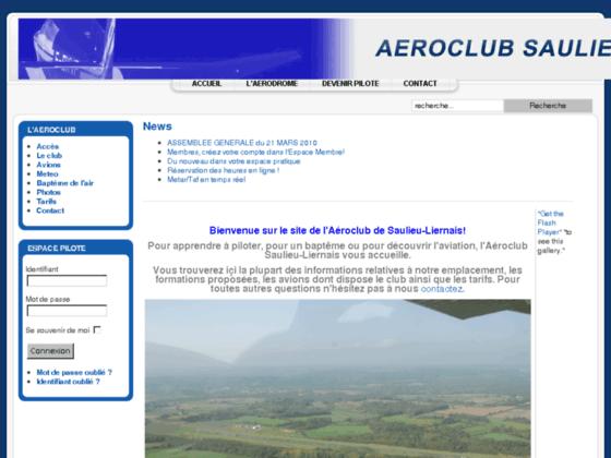 Photo image Aeroclub de Saulieu Liernais Bourgogne