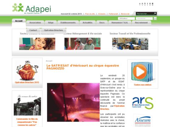 Photo image Association departementale d'amis et de parents de personnes handicapees mentales de la Haute-Saone