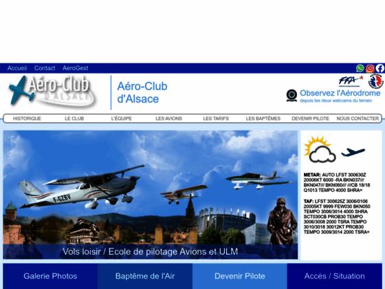Photo image Aéro-Club d'Alsace