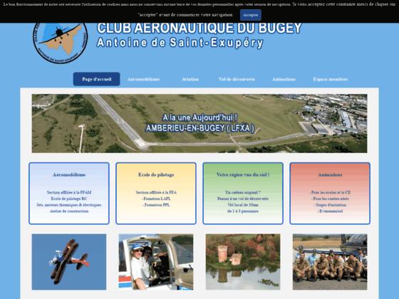 Photo image www.aeroclub-amberieu.fr