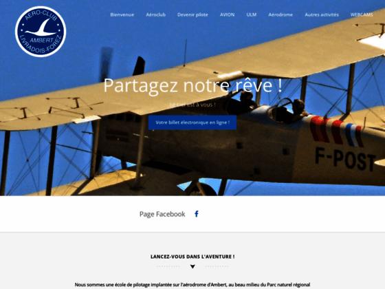 Photo image Aéroclub du Livradois Forez à Ambert