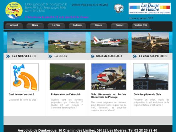 Photo image Aéroclub de Dunkerque