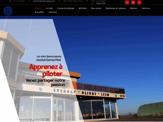 Photo image AeroClub Epernay Plivot  LFSW
