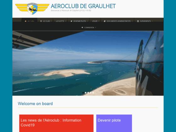 Photo image Aéroclub de Graulhet-Mondragon (LFCQ - 119.65)