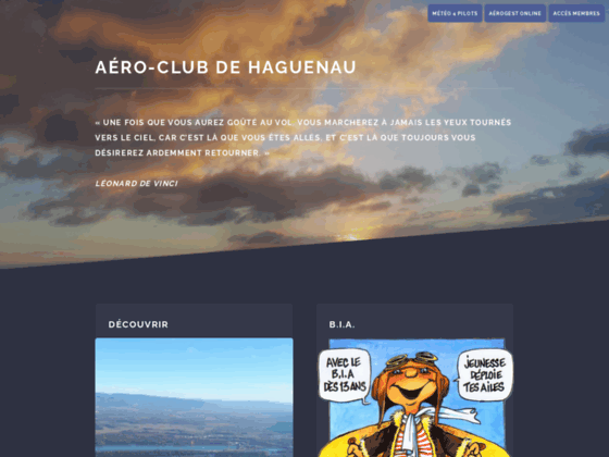 Photo image Aeroclub de Haguenau