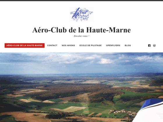 Photo image Aéro Club de la Haute-Marne