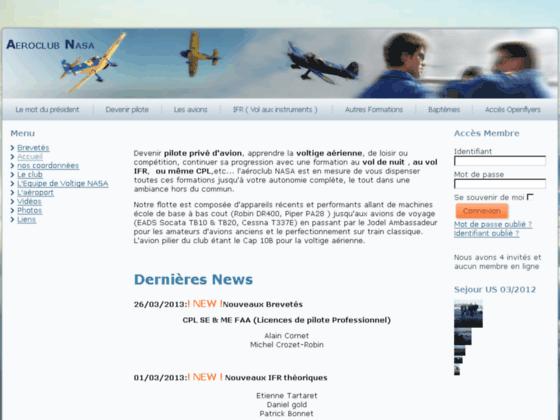 Photo image Aeroclub Nasa limoges