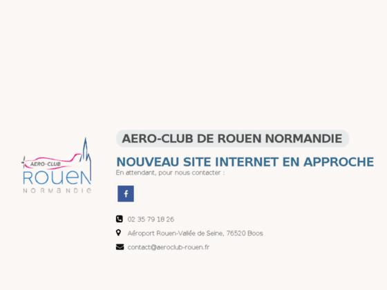 Photo image Aéro-Club de Rouen Normandie