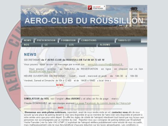 Photo image Aeroclub du roussillon