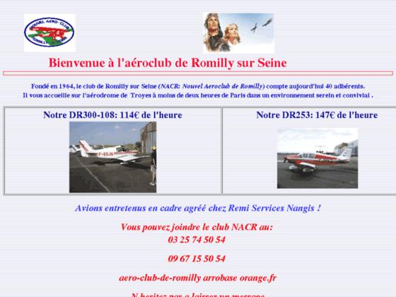 Photo image Aéroclub de Romilly sur Seine