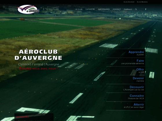 Photo image Aéroclub d'Auvergne