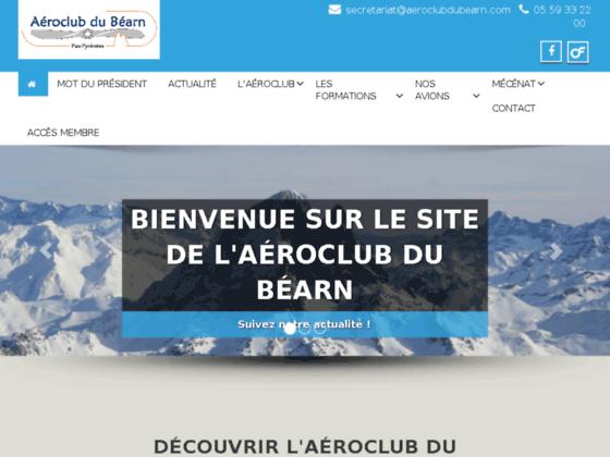Photo image Aéro-club du Béarn