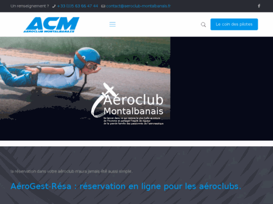 Photo image L'Aéro-club Montalbanais