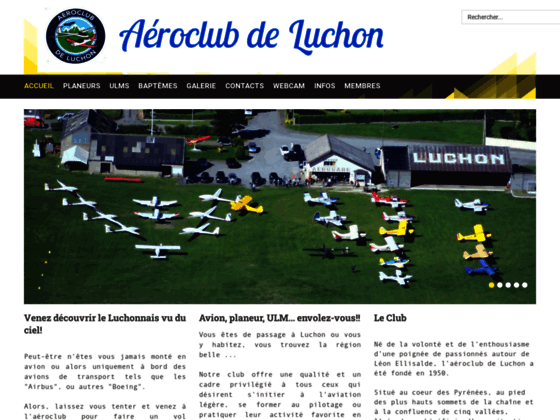 Photo image Aéroclub de Luchon