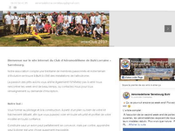 Photo image Club Aéromodélisme Sarrebourg