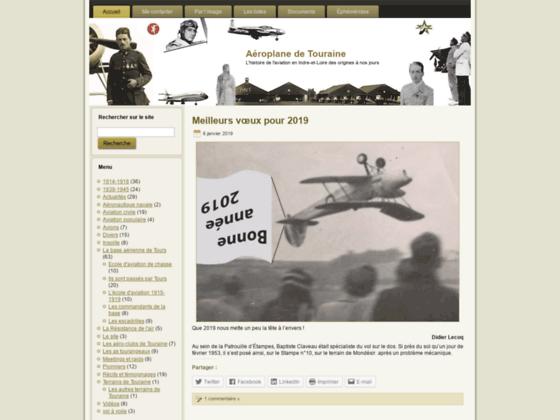 Photo image L'histoire de l'aviation en Touraine